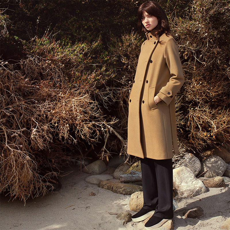 Grace Hartzel for Vince Fall 2016 (Photography: Courtesy of Vince)