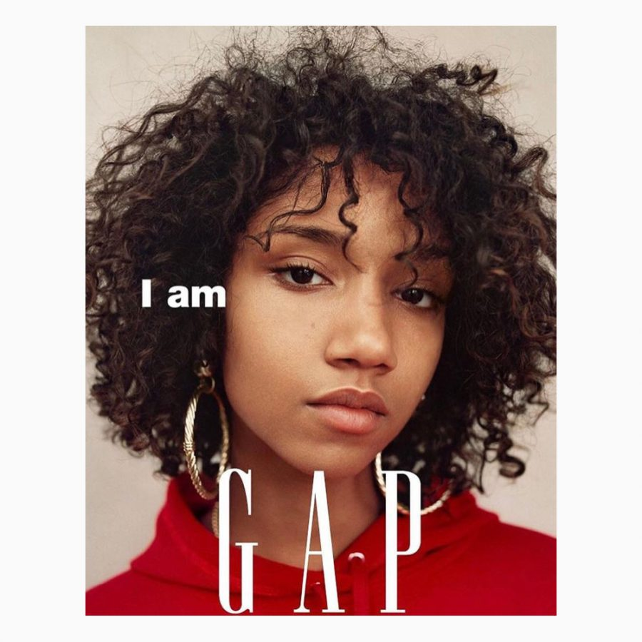 Aiden Curtiss for Gap Spring 2017 (Photography: Tyrone Lebon)
