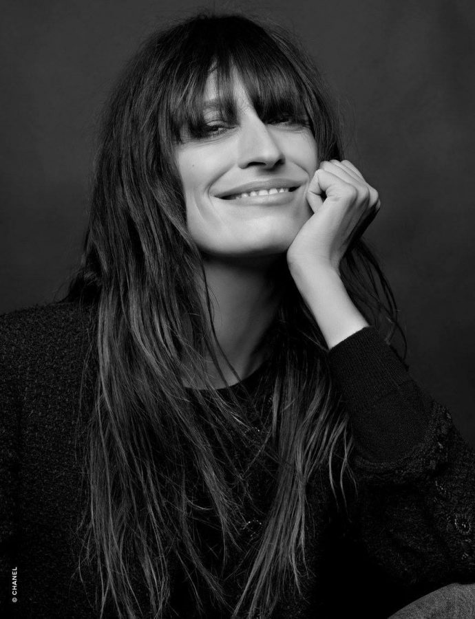 Caroline de Maigret Stars in Campaign for Chanel Gabrielle (Photography: Karl Lagerfeld)