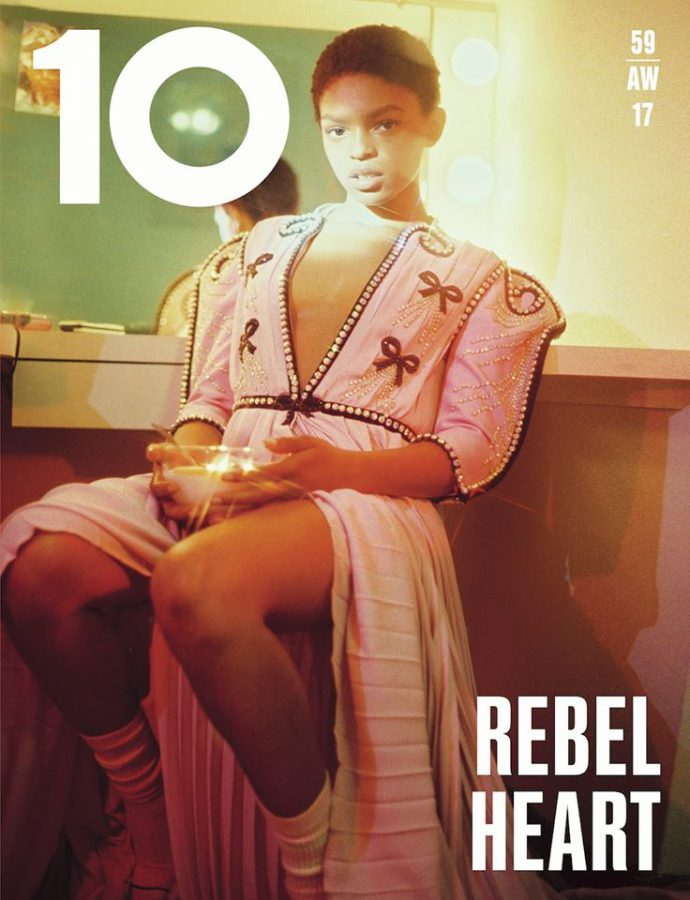 Selah Marley | 10 Magazine Autumn / Winter 2017 (Photography: Petra Collins)