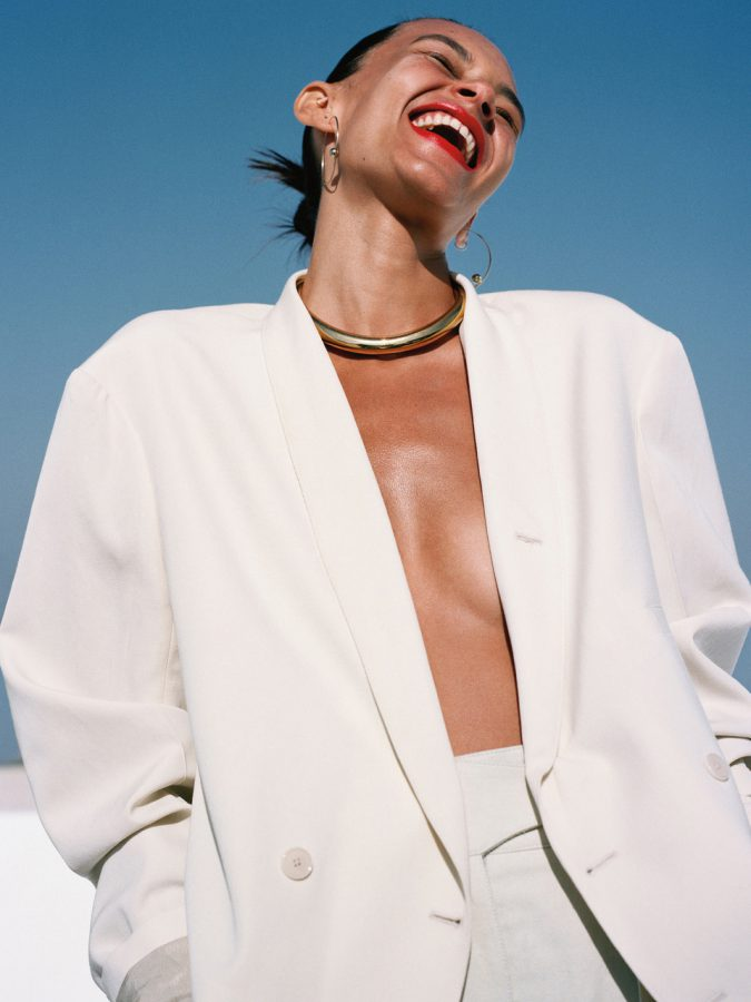 Binx Walton | British Vogue July 2018 (Photography: Dan Martensen)