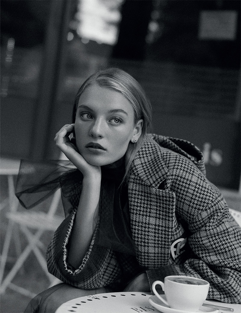 Agnes Åkerlund | Vogue Portugal September 2018 (Photography: Max vom Hofe)